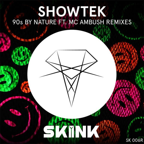 Showtek - 90's By Nature (Tujamo Remix)