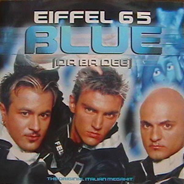 Blue (Da Ba Dee) - Gabry Ponte Ice Pop Radio