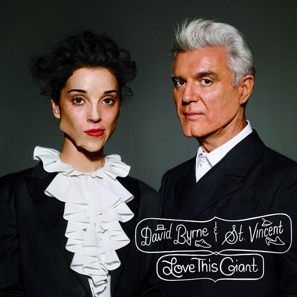 David Byrne & St. Vincent - I Should Watch TV