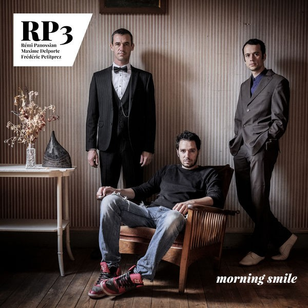 Rémi Panossian Trio - Think Green