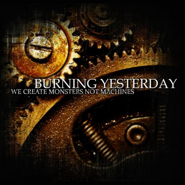 Burning Yetserday - Fear (feat.Brad Noah of Disciple)