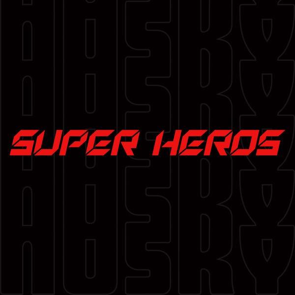 Nusky - Super Héros