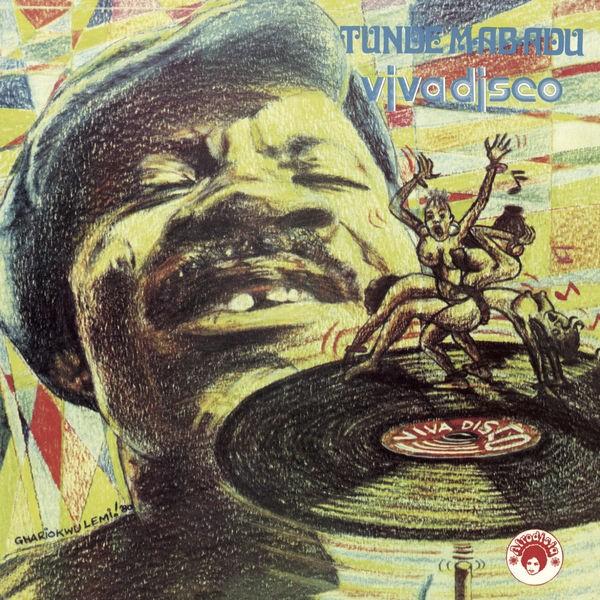 Tunde Mabadu - Radio King