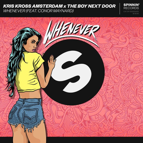 KRIS KROSS AMSTERDAM - WHENEVER