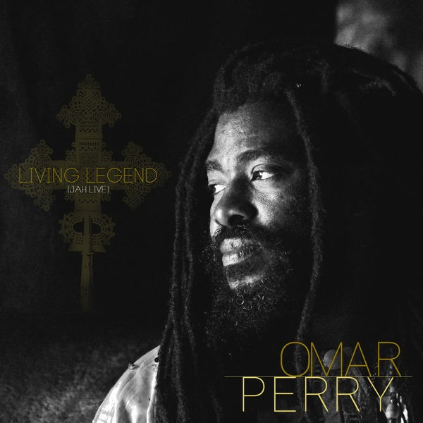 Omar Perry - Living Legend (Jah Live)