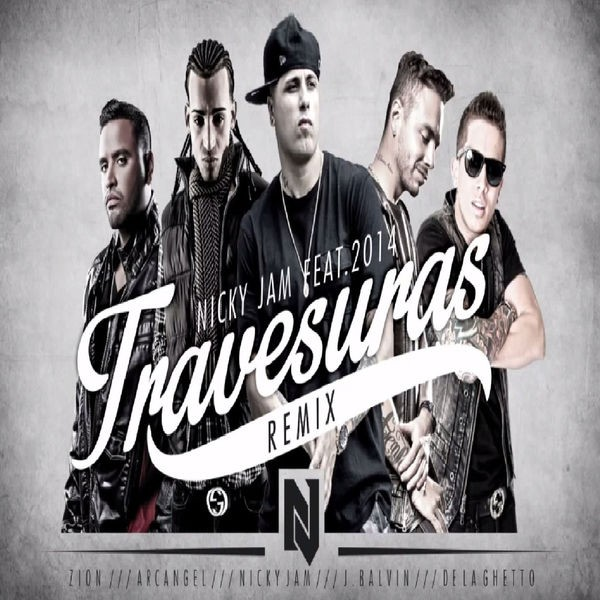 Travesuras - Remix