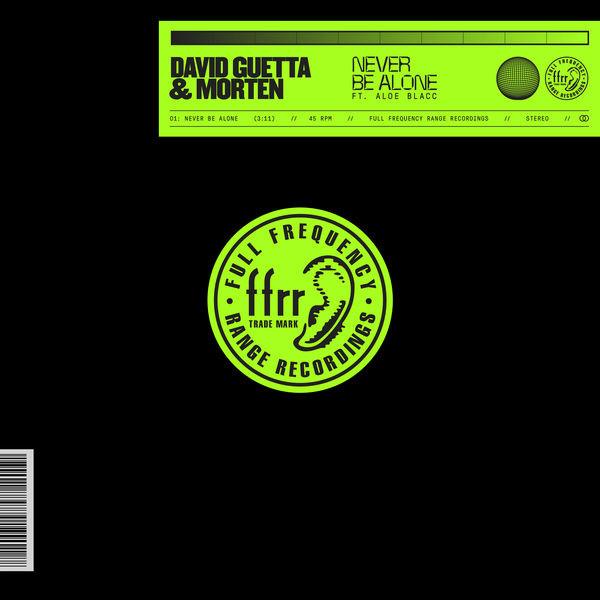 David Guetta - Never be alone