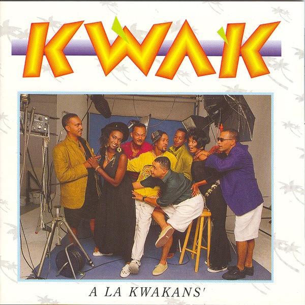 Kwak - Compas-rézon