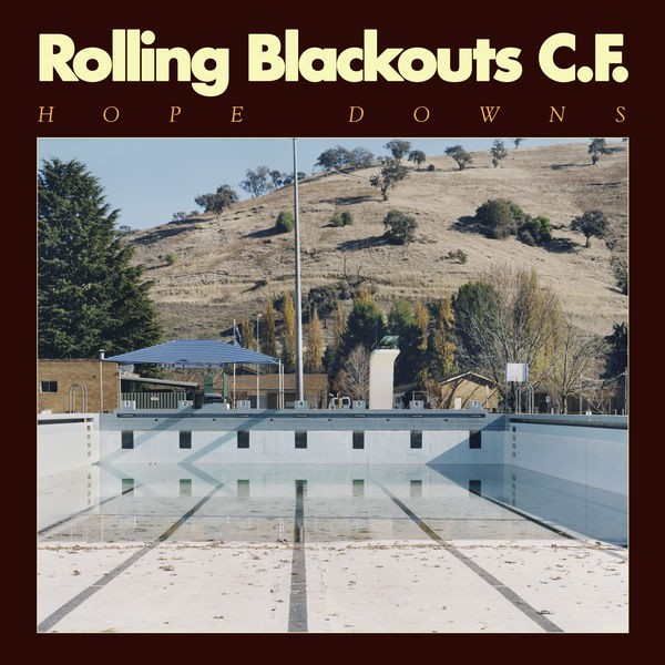 Rolling Blackouts Coastal Fever - Talking Straight