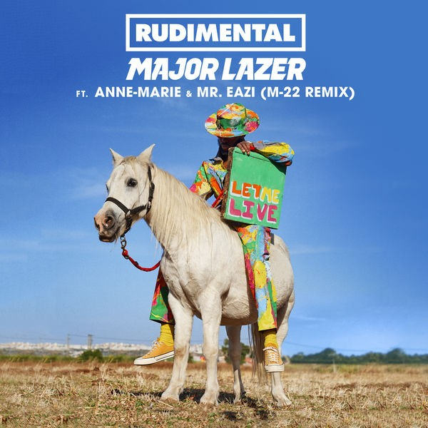 RUDIMENTAL and Major Lazer feat. Anne-M - Let me live