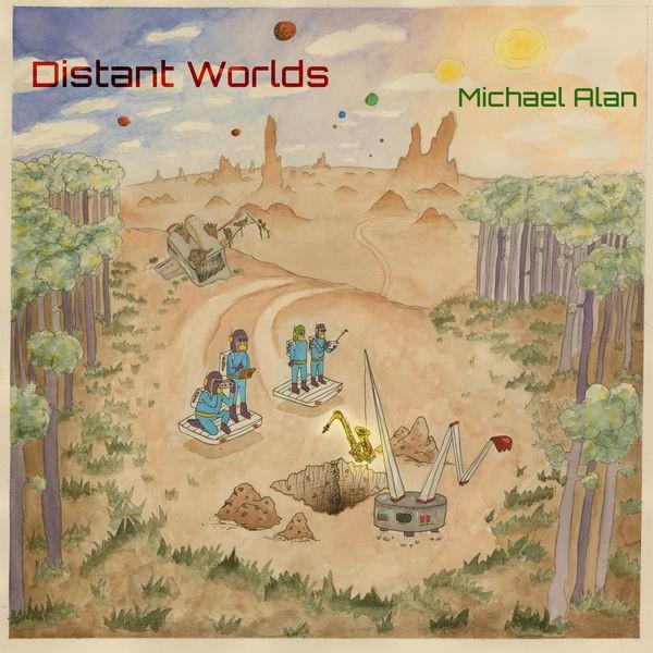 MICHAEL ALAN - TALK TO ME
