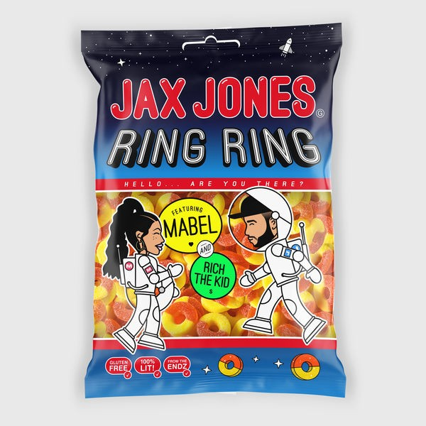 Jax Jones & Mabel - Ring Ring (feat. Rich The Kid)