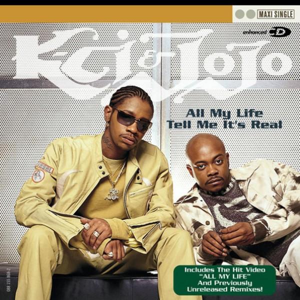 k.ci & jojo - all my life (1997)