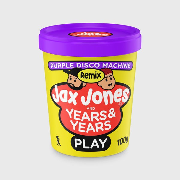 JAX JONES AND YEARS & YEARS - PLAY (PURPLE DISCO MACHINE REMIX)