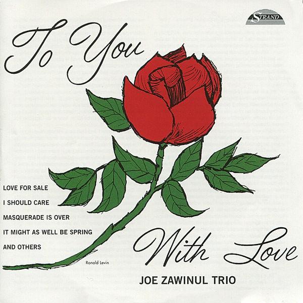 Joe Zawinul Trio - It Might As Well Be Spring