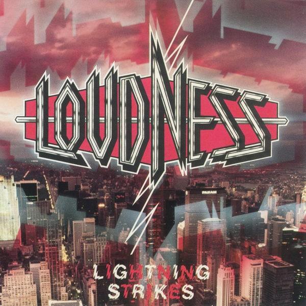 LOUDNESS - LET IT GO