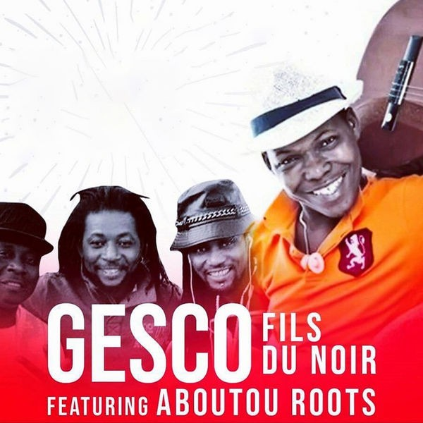 DJ GESCO FEAT. ABOUTOU ROOTS - We Love Africa