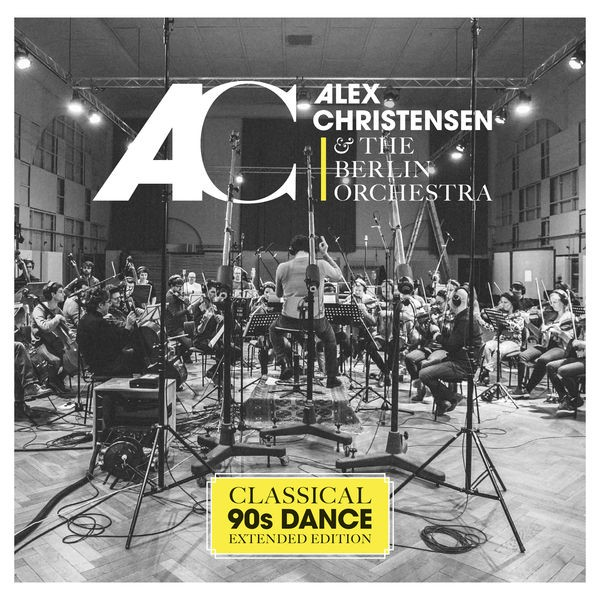 ALEX CHRISTENSEN AND THE BERLIN ORCHESTRA - Rhythm is a dancer