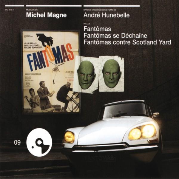 Fantômas S'Echappe - Bof Fantomas