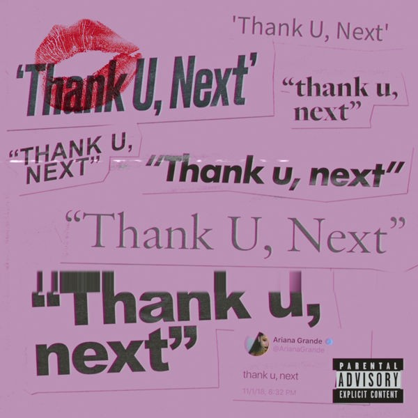 ARIANA GRANDE - Thank You, Next