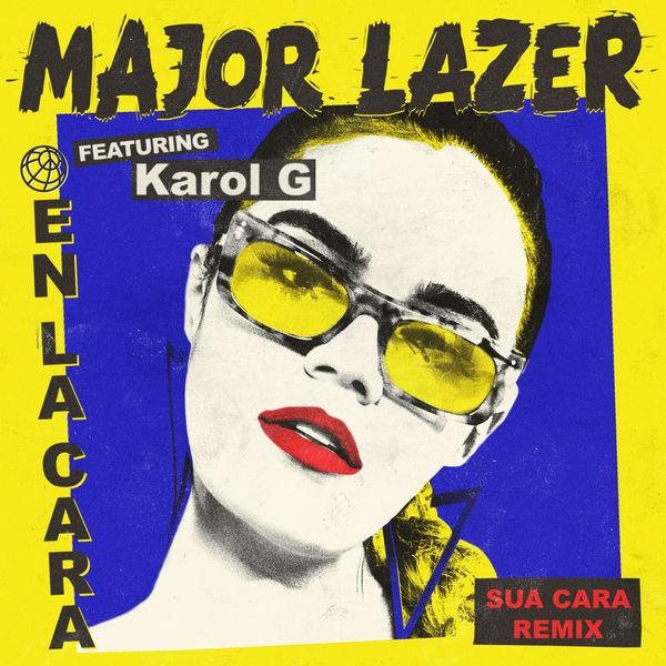 Major Lazer, Karol G - En La Cara (Sua Cara Remix)