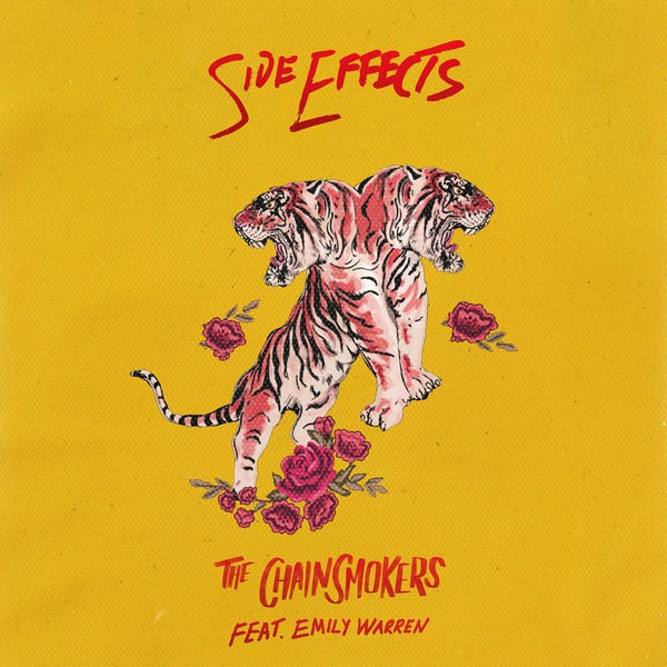 THE CHAINSMOKERS - SIDE EFFECT