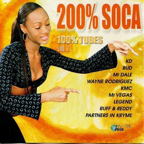 Legend - Ring bang is the ting - 200% SOCA
