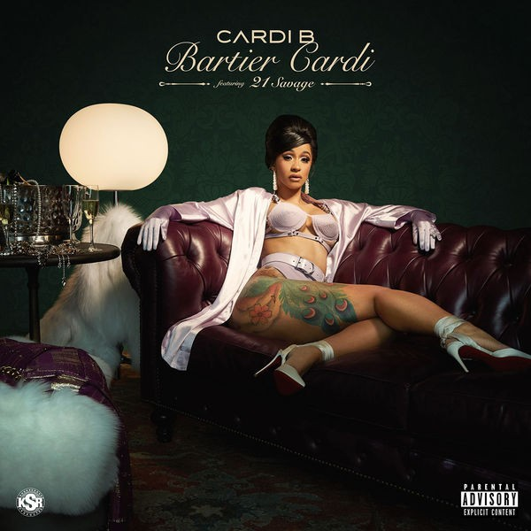 Cardi B - Bartier