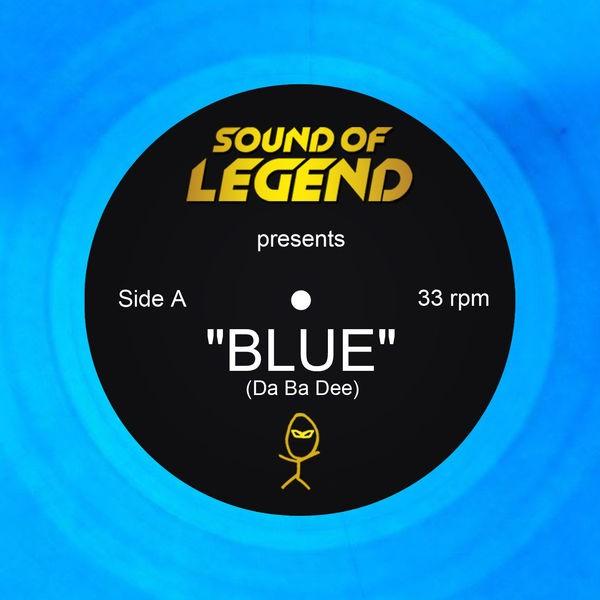 Sound Of Legend - Blue (Da Baa Dee)