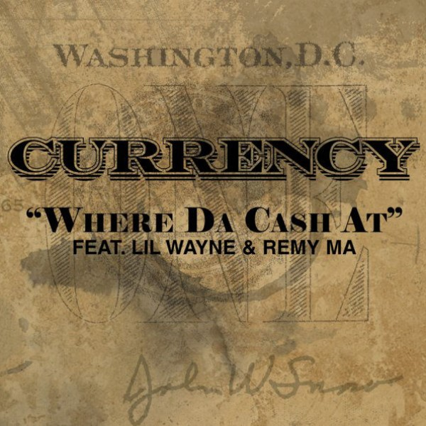 Where Da Cash At (radio edit)