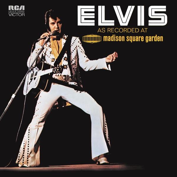 Elvis Presley - Suspicous Minds