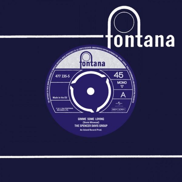 Gimme Some Lovin' - Single Mix / U.S Version