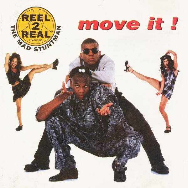 I Like To Move It (feat. The Mad Stuntman) - Erick