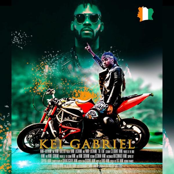 Kei Gabriel - Arafat Daishi