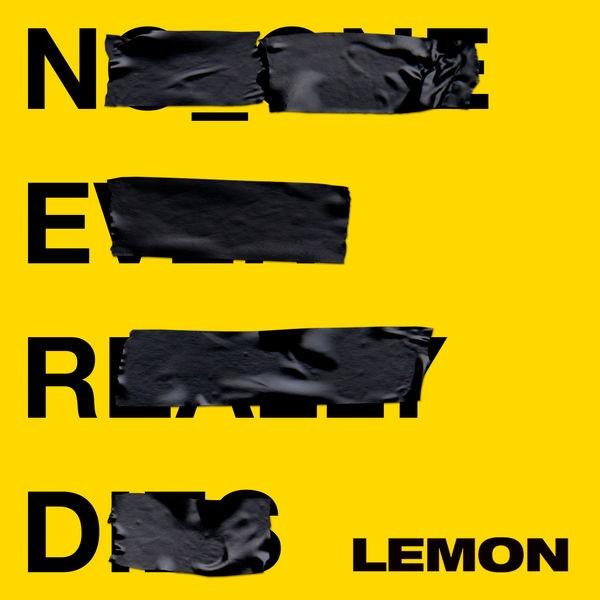 N.E.R.D feat Rihanna - Lemon