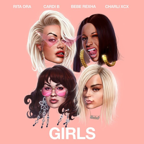 Rita Ora ft Cardi B - Girls