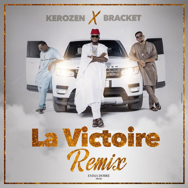 Dj Kerozen Feat Bracket - La Victoire Remix