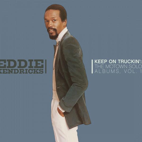 Eddie Kendricks - Keep on truckin'