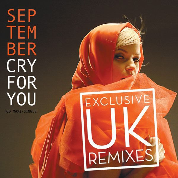 Cry For You (UK Radio Edit)