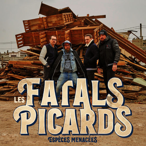 LES FATALS PICARDS - Sucer Des Cailloux