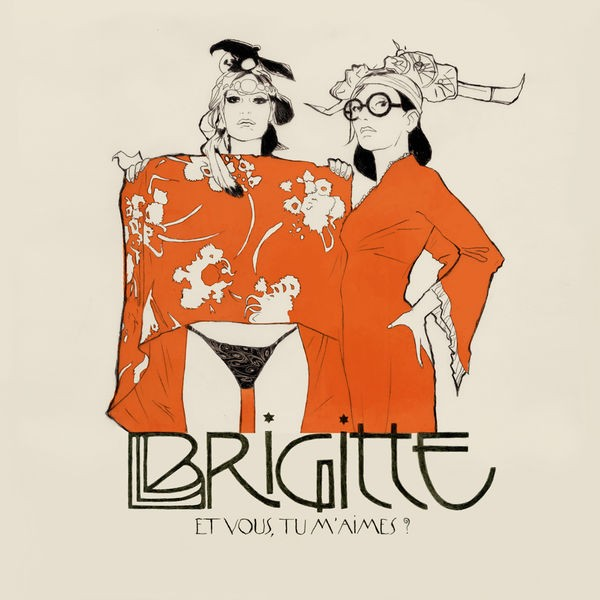 Brigitte - MA BENZ