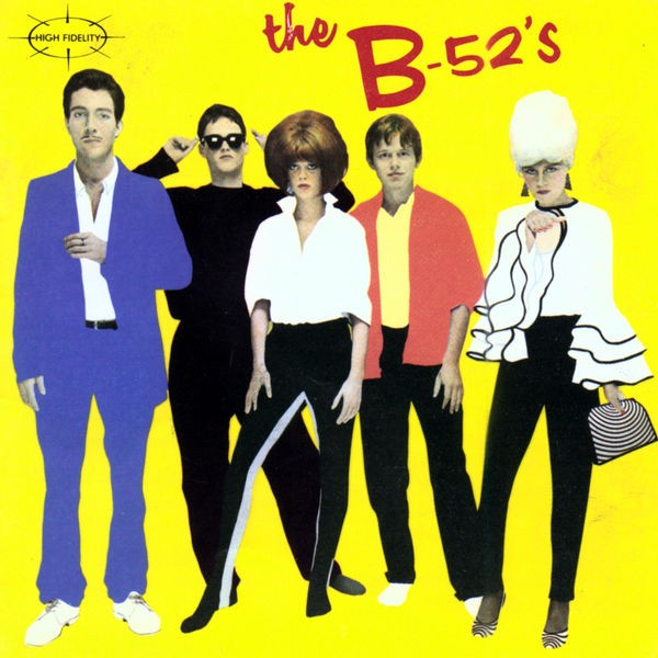 THE B 52S - PLANET CLAIRE