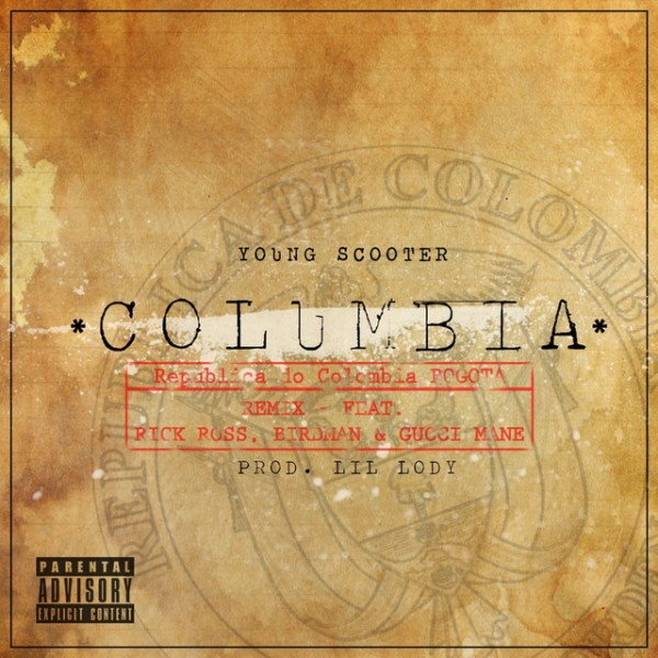 Columbia Remix (Dirty)