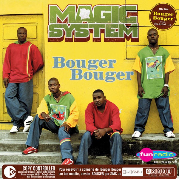 Magic System & Mokobé - Bouger Bouger