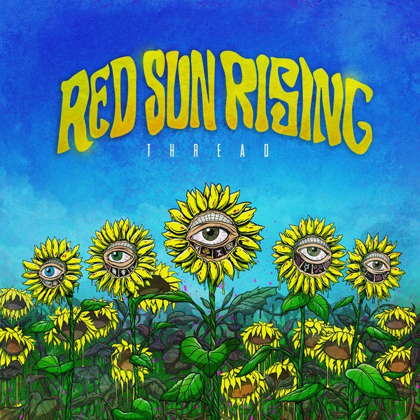 RED SUN RISING - Stealing Life
