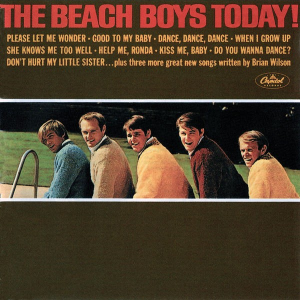 beach boys - when i grow up (to be a man)