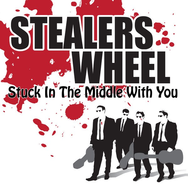 Stealers Wheels - Stuck In The Middle With You