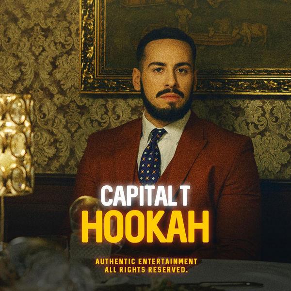 Capital T - Hookah
