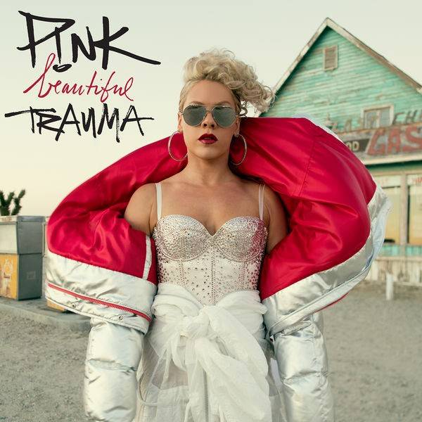 pink - beautiful tramma