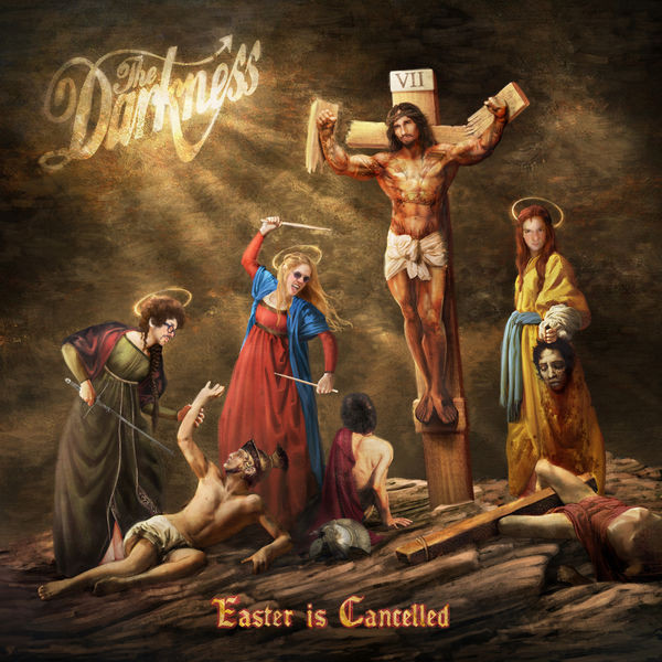 THE DARKNESS - Rock And Roll Deserves To Die